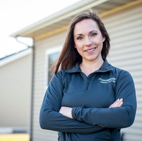Manitowoc business news: Aurora Medical Center names Samantha Meyer Nurse of the Year
