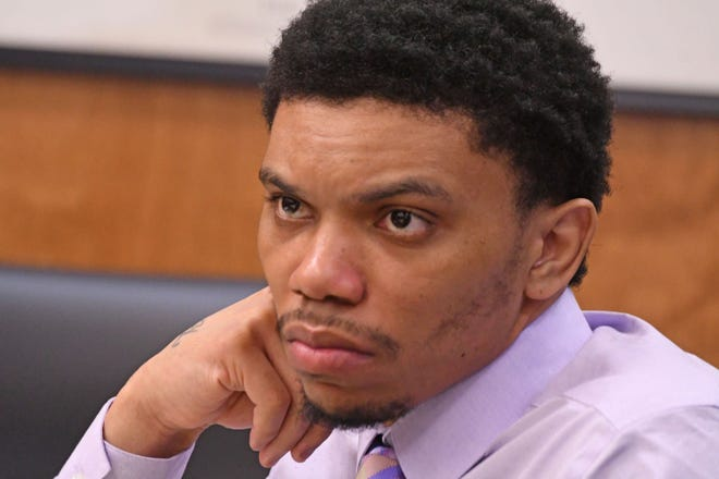 Deshawn Dowdell was found guilty Tuesday of the murder of Terrence Harris.