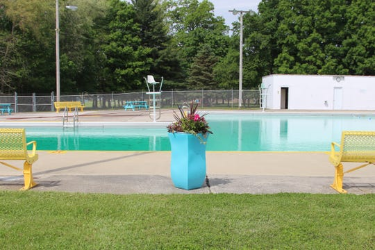 The Sunswim Pool in Prospect celebrates its 60th year in operation on Monday. The village is planning a celebration at 1 p.m. May 27, during which visitors are welcome to swim for free.