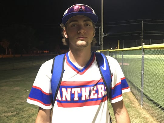 Bartlett shortstop and Ole Miss signee Cole Smith added 45 pounds between his junior and senior year and now stands 6-foot-3, 195 pounds.