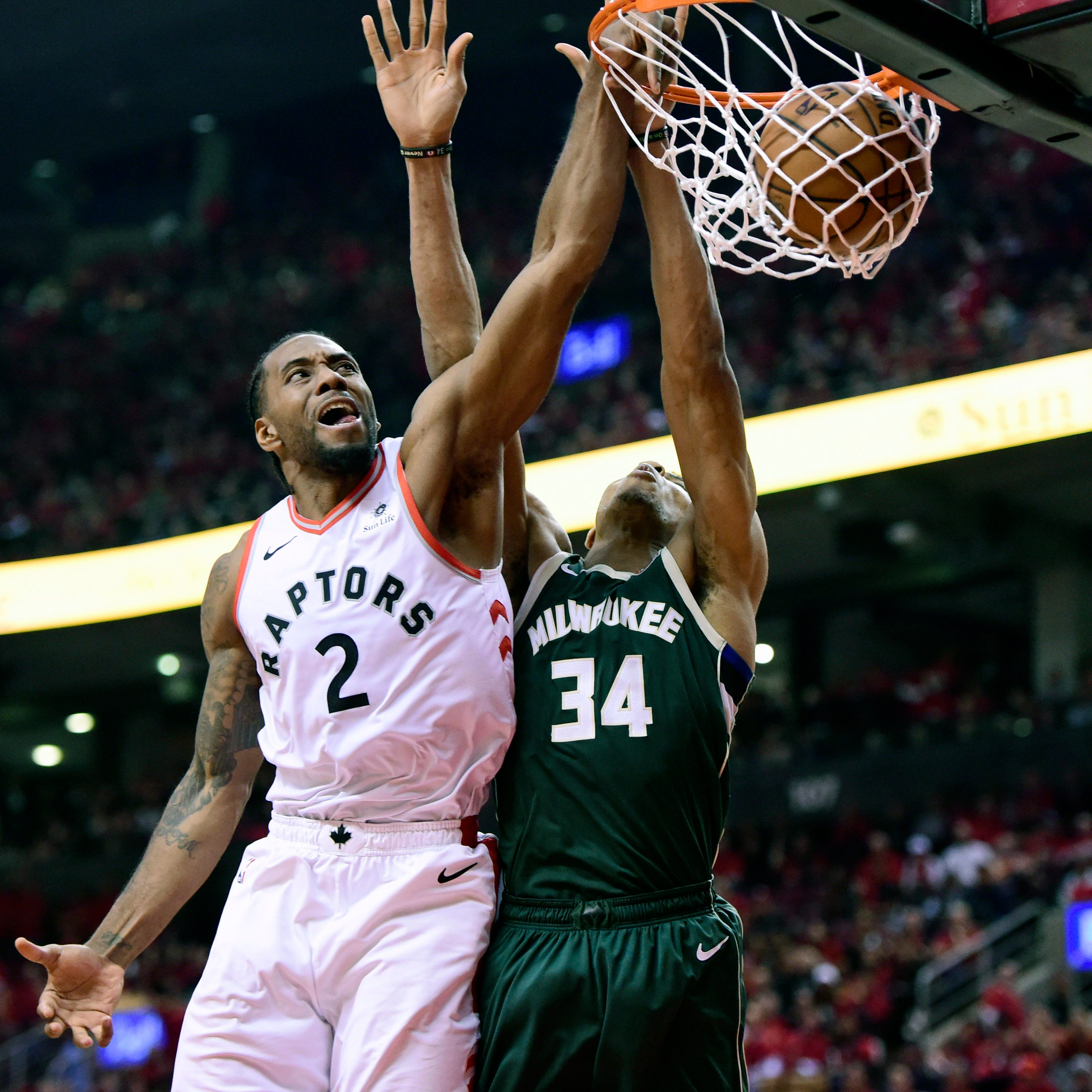 The Bucks have boasted a strong defense all season, but Game 4 featured one of their worst performances