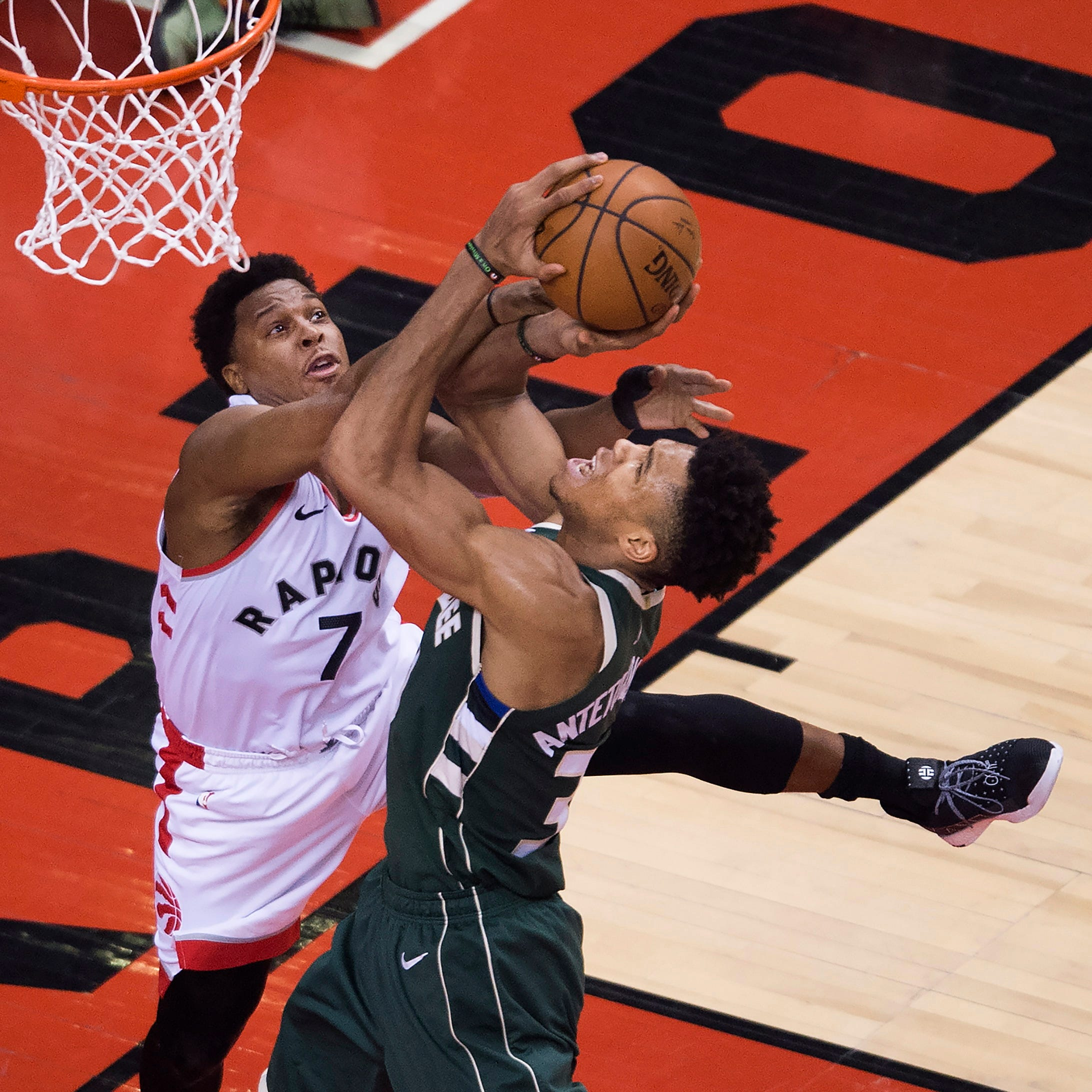 Raptors 120, Bucks 102: Milwaukee has no answer, and suddenly the series is tied