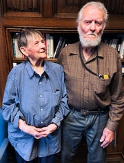 """Ilona and Roger Stank admit that hoarding became a problem at their north side Milwaukee home, but they fought to stop the city from tearing it down. The couple were featured in an episode of the cable TV show """"Hoarders."""""""