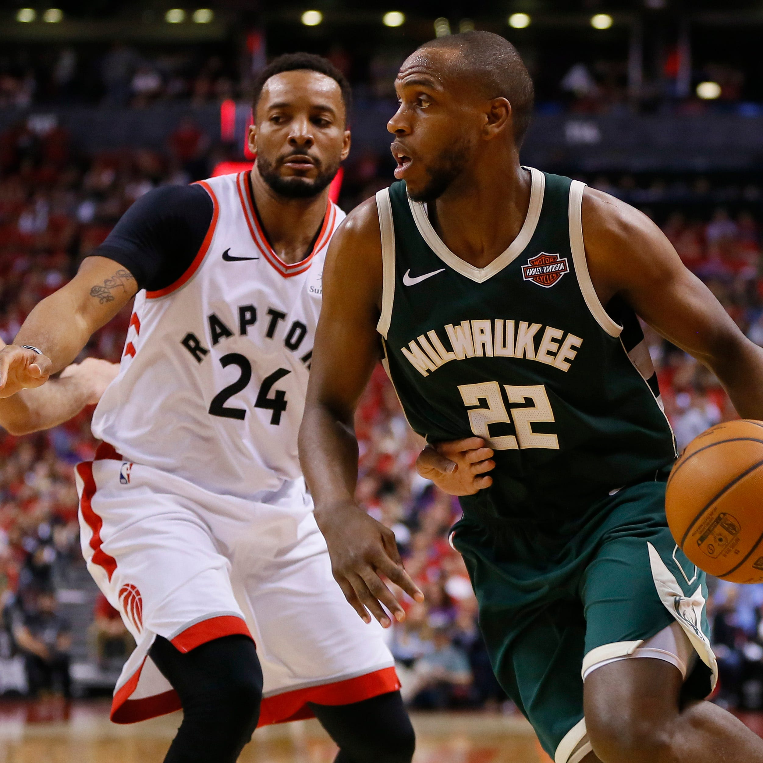 Everything you need for Game 5 of the playoff series between the Raptors and Bucks in Milwaukee