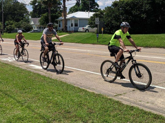 Bicycle lanes have opened on multiple West Monroe streets, including Ridge and Olympic. The WMPD and Mayor's Office are advising the public to observe the rules of the road when encountering bicyclists.