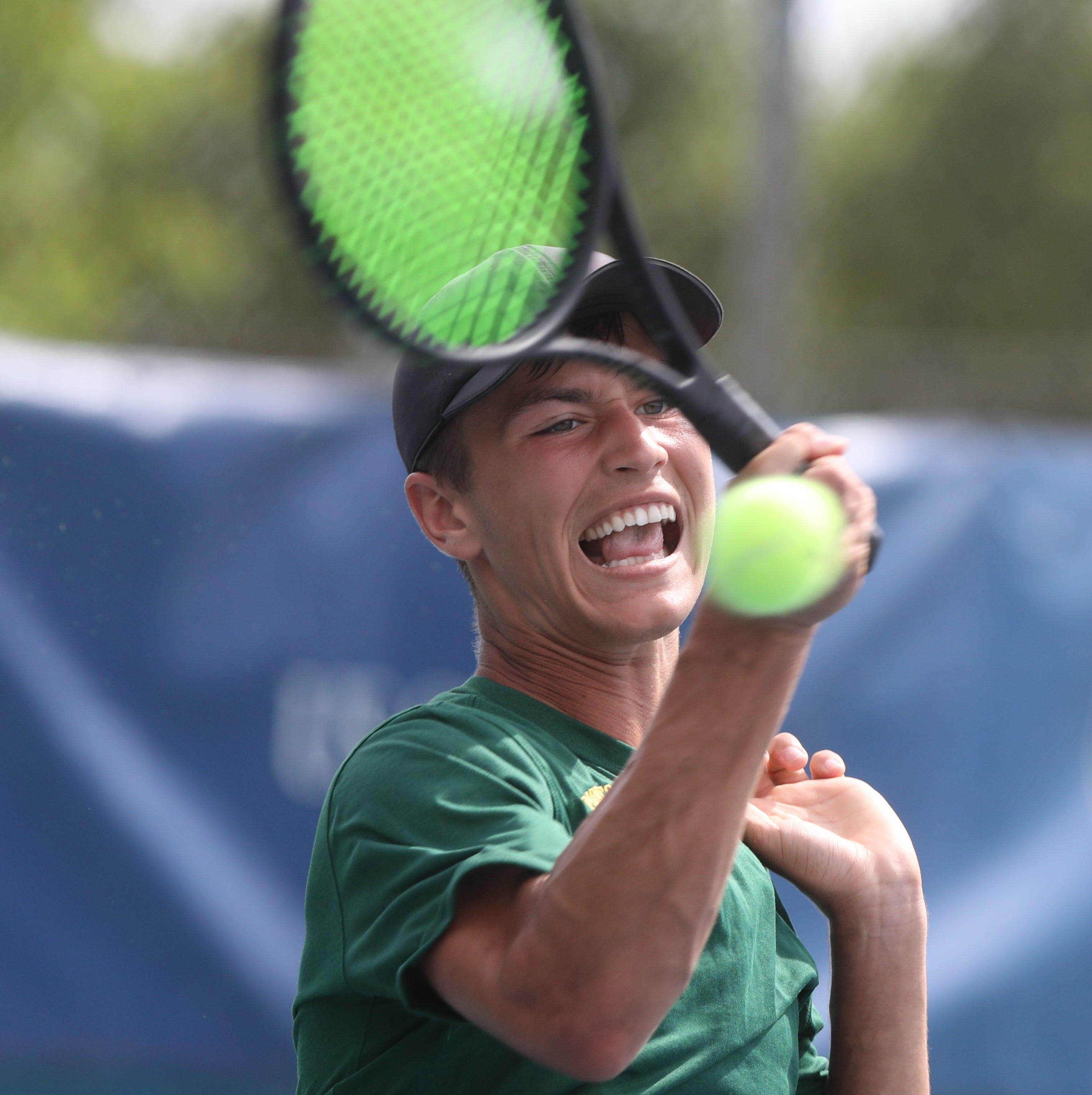 Delbarton, Montgomery, Newark Academy extend tennis winning streaks