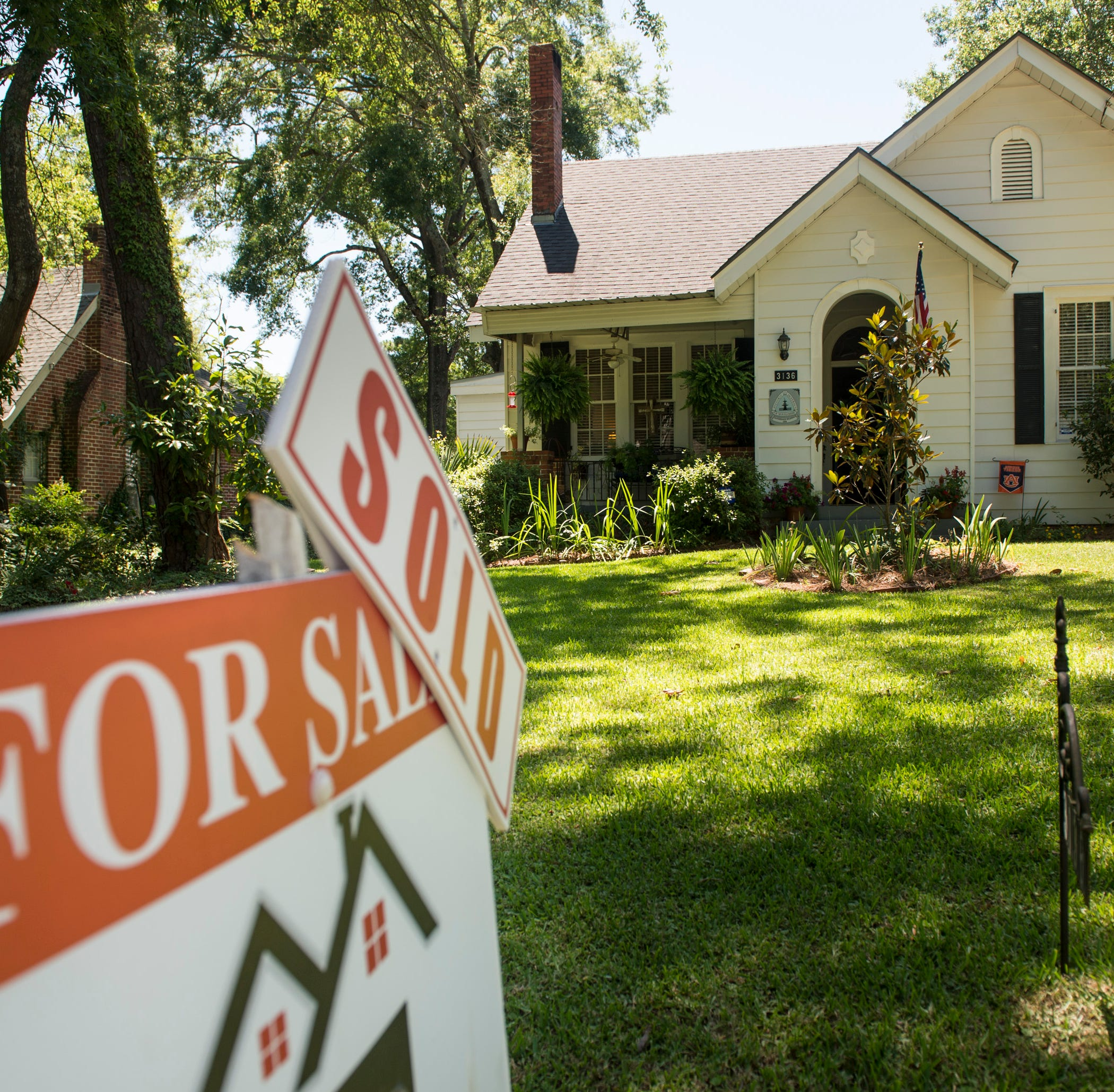 Montgomery is one of the state's hottest housing markets