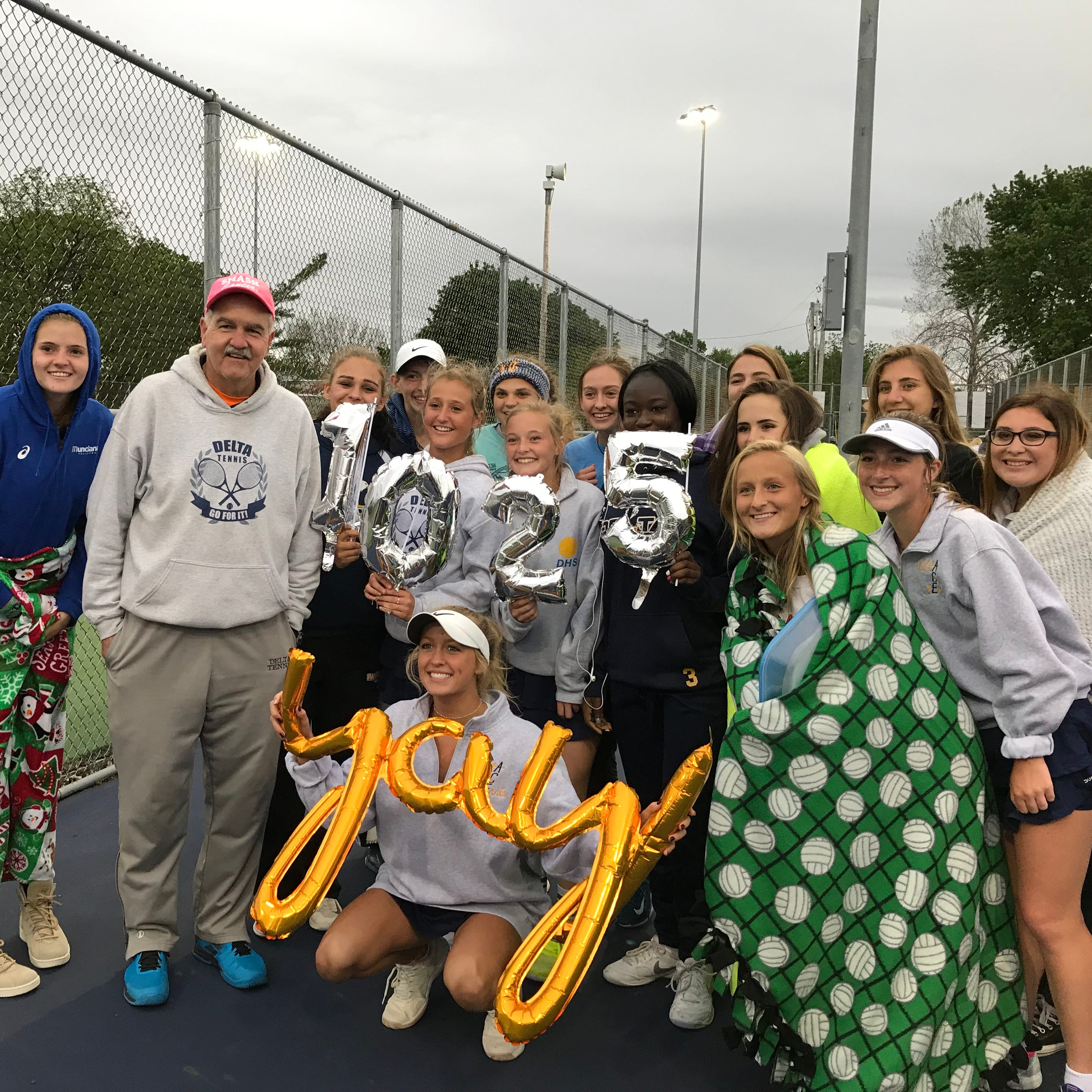 Tim Cleland breaks Indiana high school record with 1,025th career win