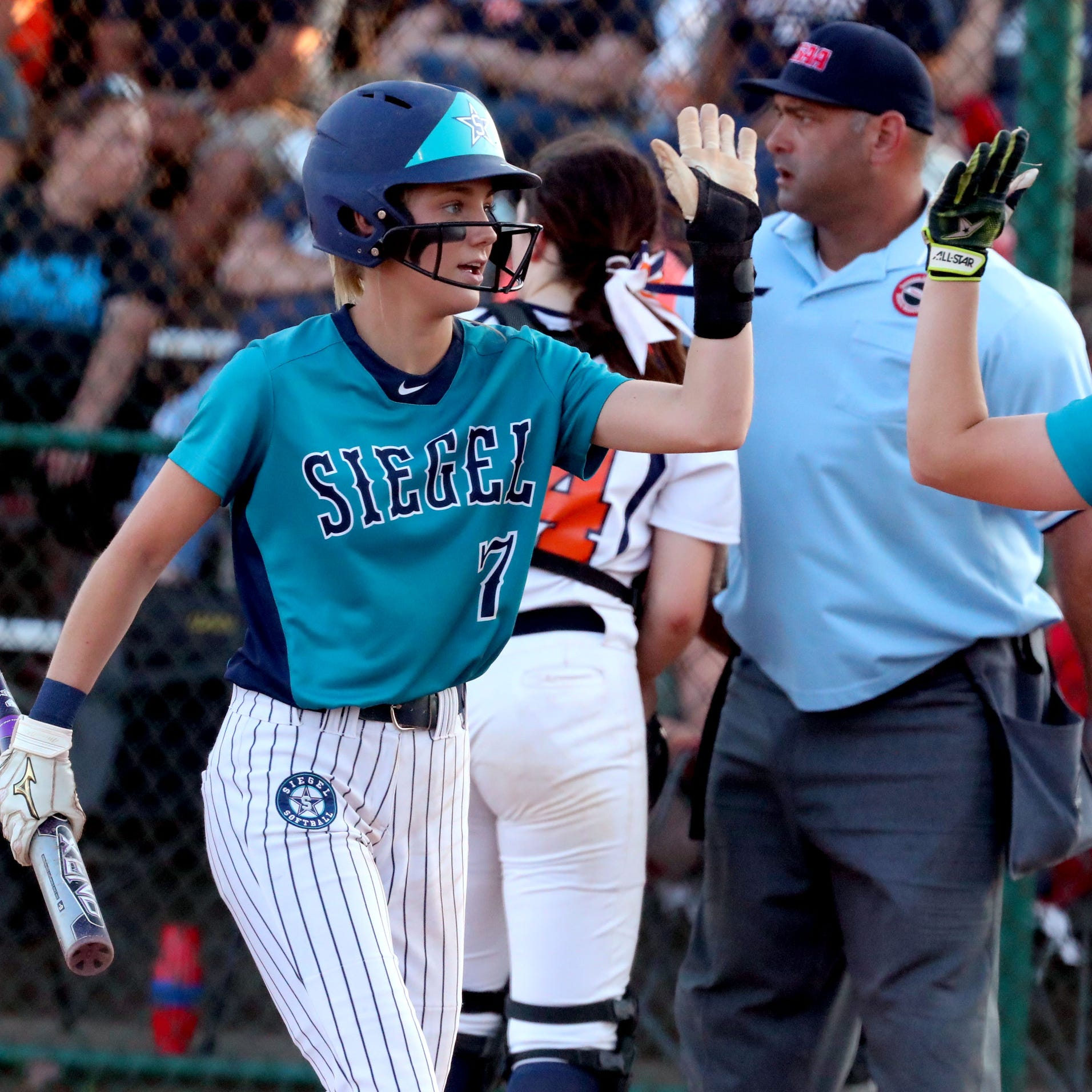 TSSAA Spring Fling 2019: Siegel softball takes title game loss frustration out on Dickson County