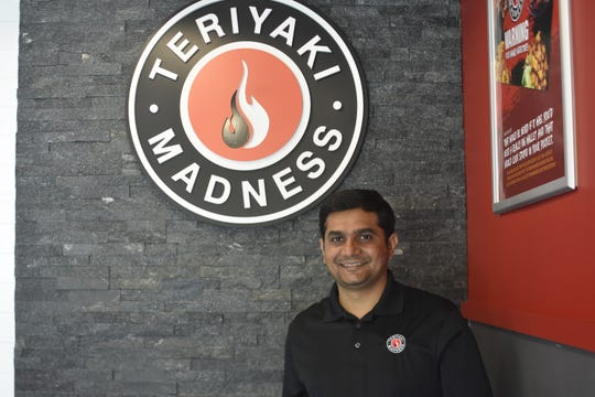 Hendersonville man Kirti Patel is opening a new Teriyaki Madness location at 1006 Glenbrook Way.