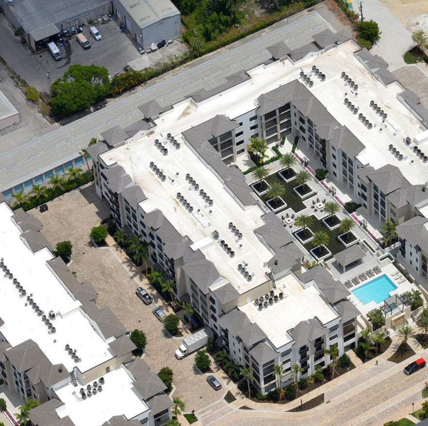 Closings being processed as residents move into Phase III at Naples Square