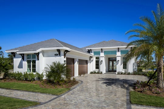 Seagate Development Group's furnished Cayman II model at Windward Isle is on schedule for completion next month.