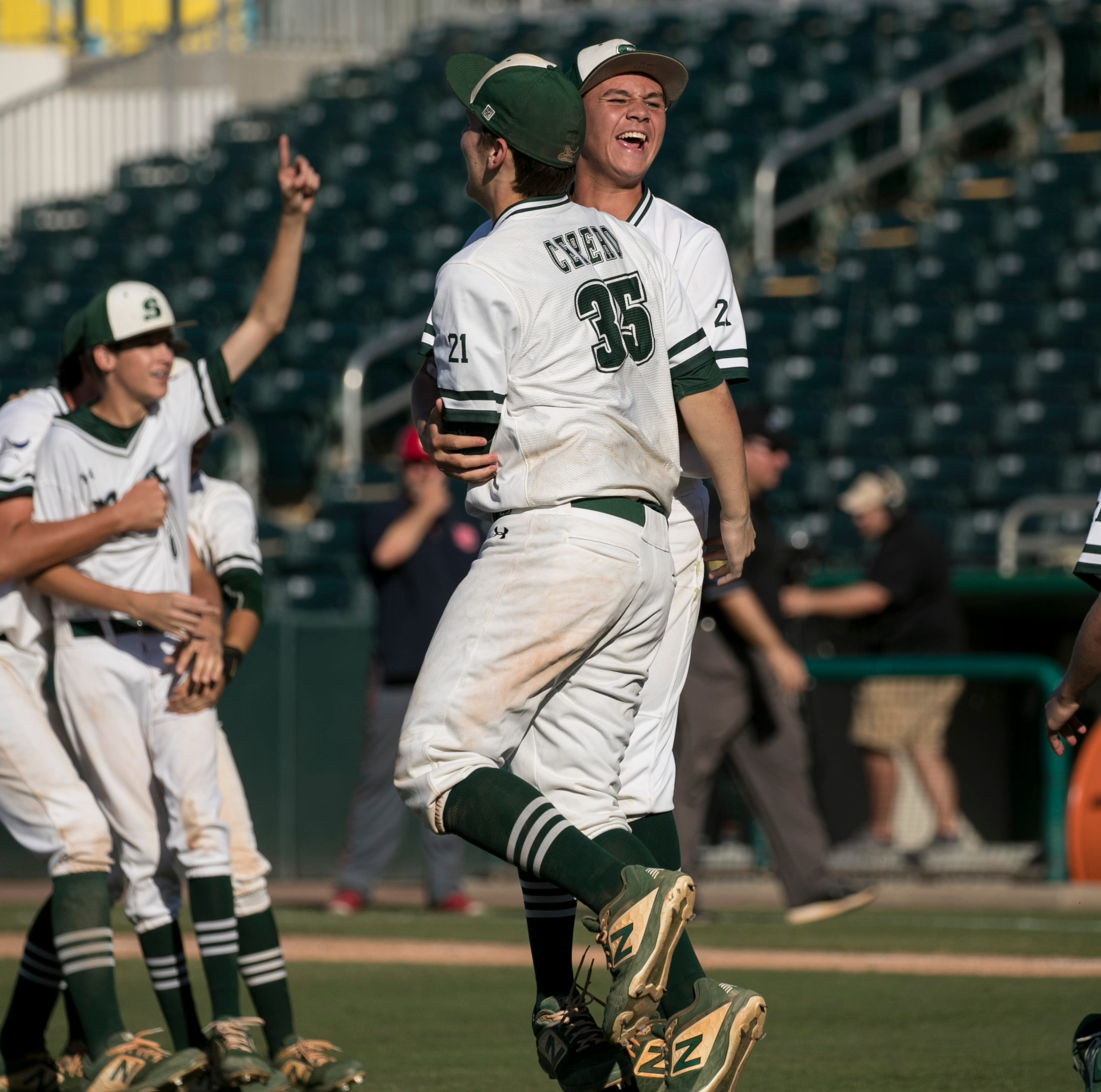 High school baseball: Seacrest advances to Class 2A state final