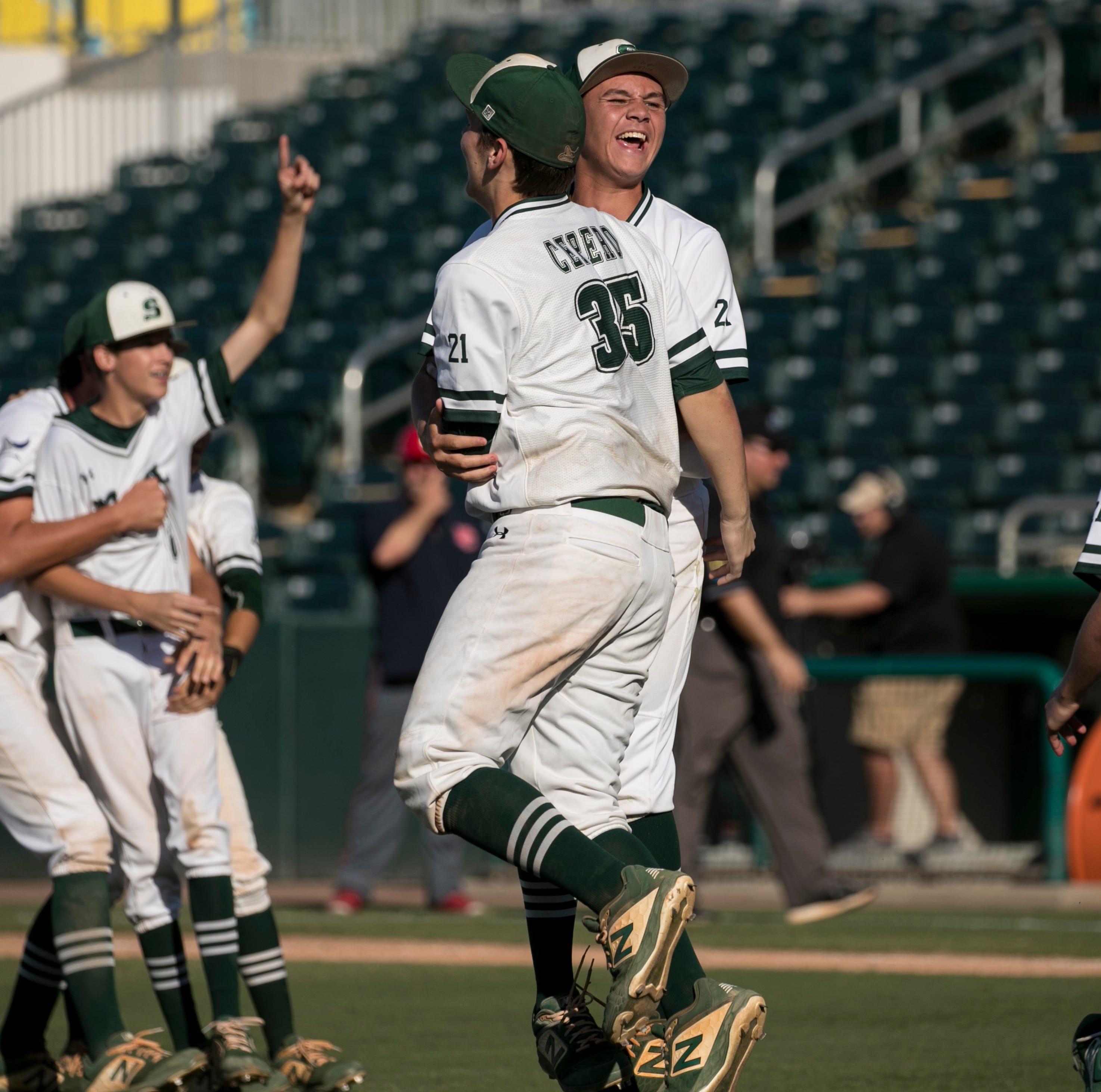 High school baseball: Seacrest advances to Class 2A state final