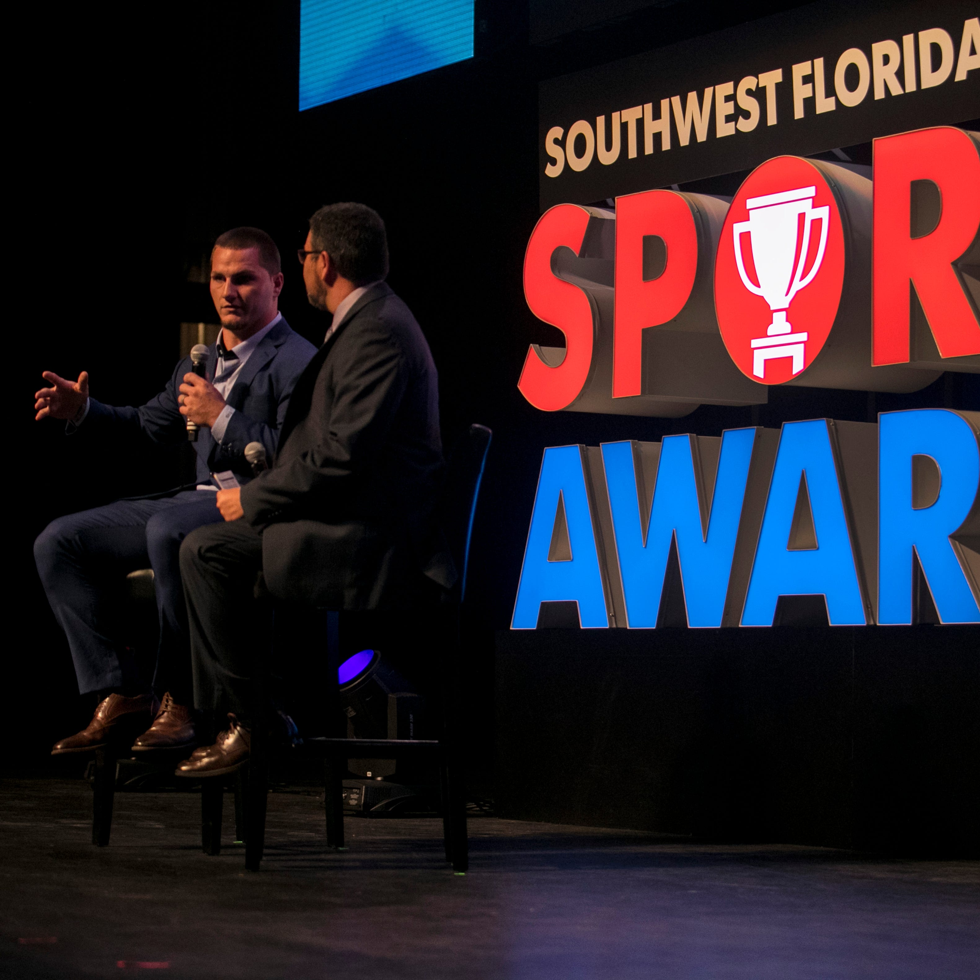 North grad, NFL vet Tommy Bohanon shares success story at Southwest Florida Sports Awards
