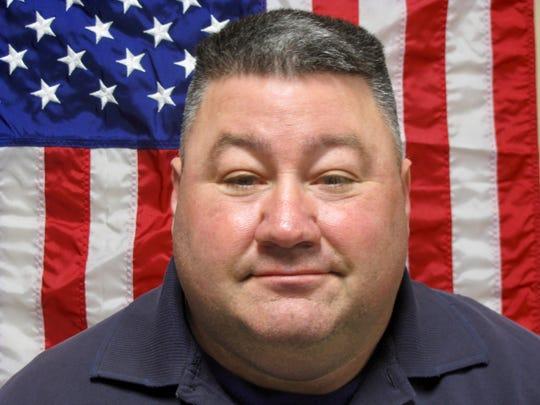 WIlliam Ricci, Clifton Fire Department Lieutenant