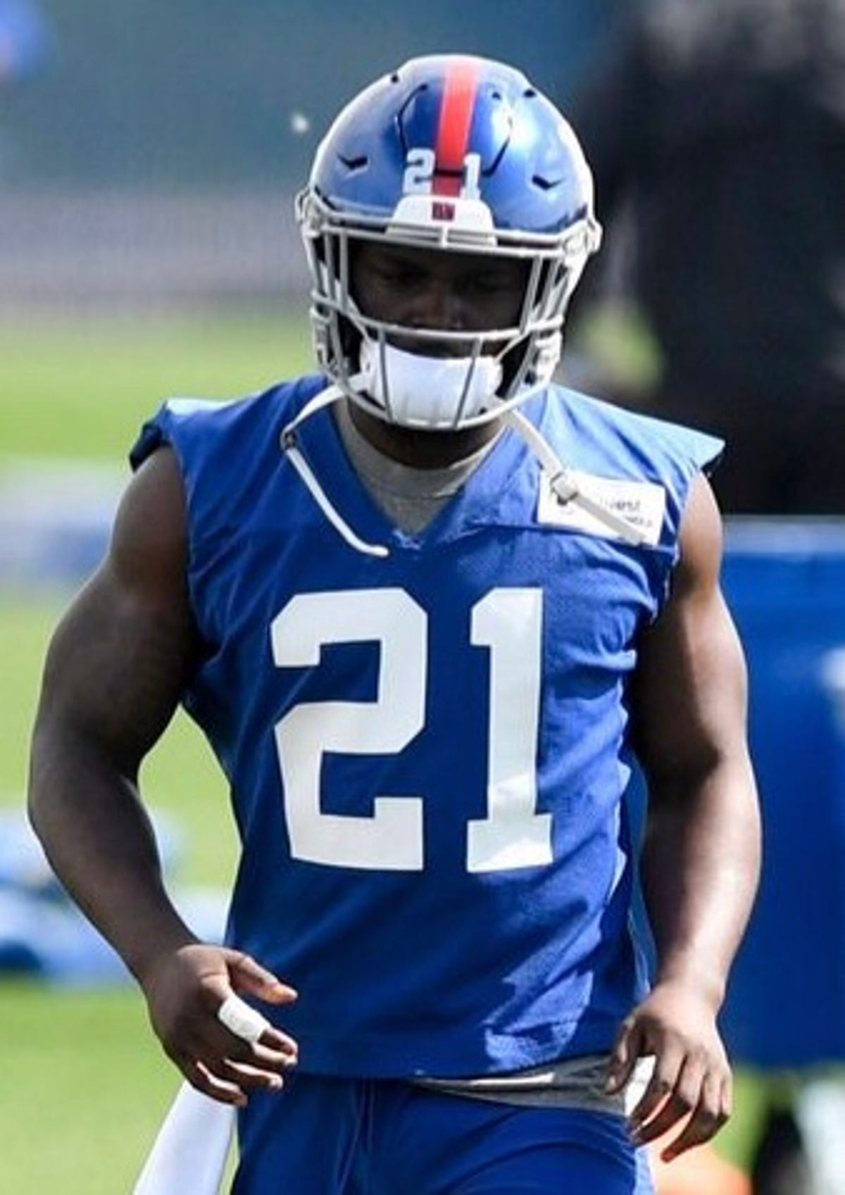 on sale 1fab0 82f71 Jabrill Peppers: 'No ceiling' to just how good NY Giants ...