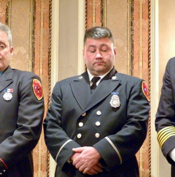 Firefighter who was sickened at Ground Zero after 9/11 can keep Clifton job — for a few weeks