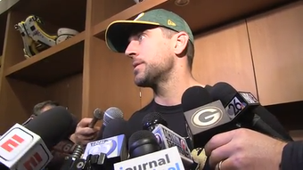 Green Bay Packers quarterback Aaron Rodgers discusses effectiveness of Matt LaFleur's offensive system