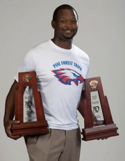 Brian Fisher- Track Coach of the Year