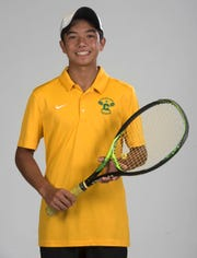 Patrick Ling-Boys Tennis Player of the Year