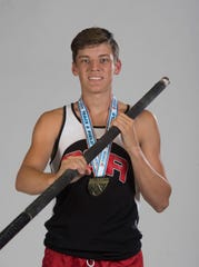 Blake Rimmer-Boys Track Athlete of the Year
