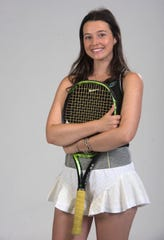 Frances Taylor-Girls Tennis Player of the Year