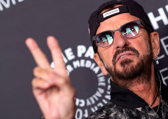 Ringo Starr will bring his All-Starr Band to the the Celebrity Theatre on Monday, Aug. 26.