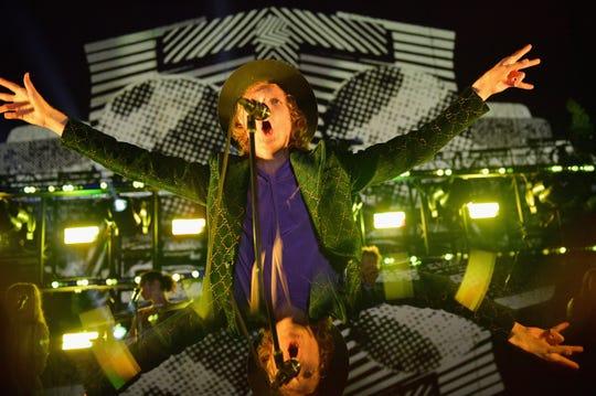 Beck will play Ak-Chin Pavilion on Sunday, July 21.
