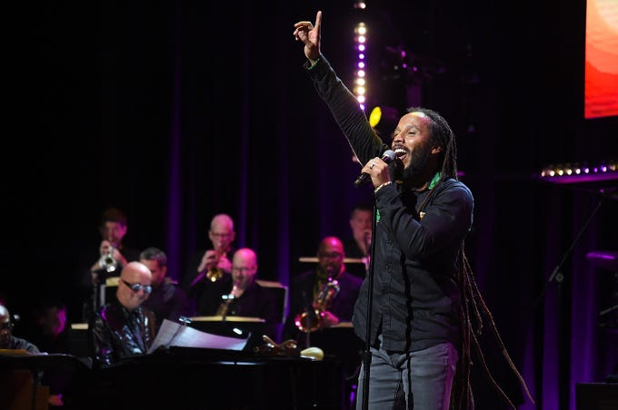 Ziggy Marley will play the Mesa Amphitheater on Friday, June 14.