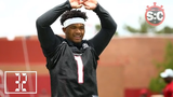 With OTAs underway, their is some buzz surrounding the Cardinals with Kliff Kingsbury and Kyler Murray working on the offense.