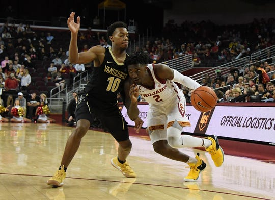 No. 6: Vanderbilt guard Darius Garland