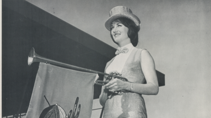 Arizona Downs: How a horse track and a trumpet changed Mary Ash-Duell's life