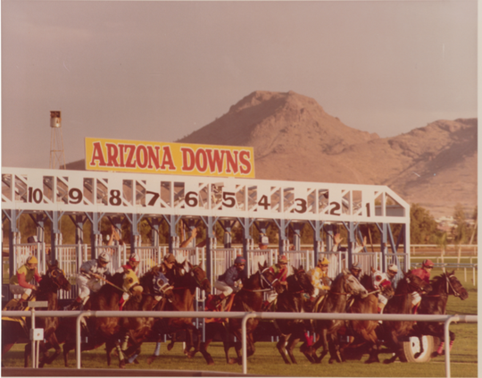 Arizona Downs closed in 1985 and reopened at the old Yavapai Downs in Prescott Valley on May 25, 2019.