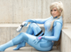 Arizona cosplayer Lindsay Elyse as Relax.