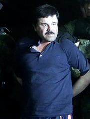 Joaquín 'Chapo' Guzmán se encuentra detenido en EEUU.