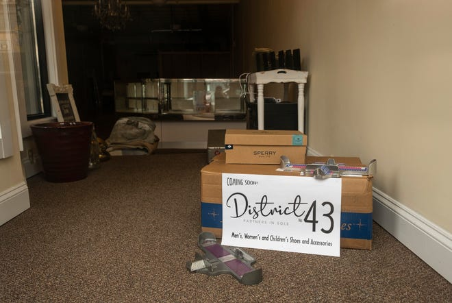 A Fort Gratiot official is opening District No. 43 in downtown Port Huron.