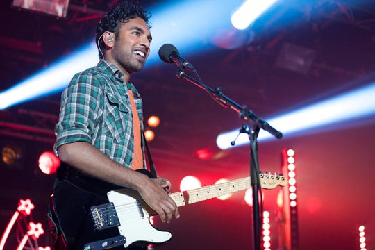 "Himesh Patel in a scene from ""Yesterday,"" directed by Danny Boyle."
