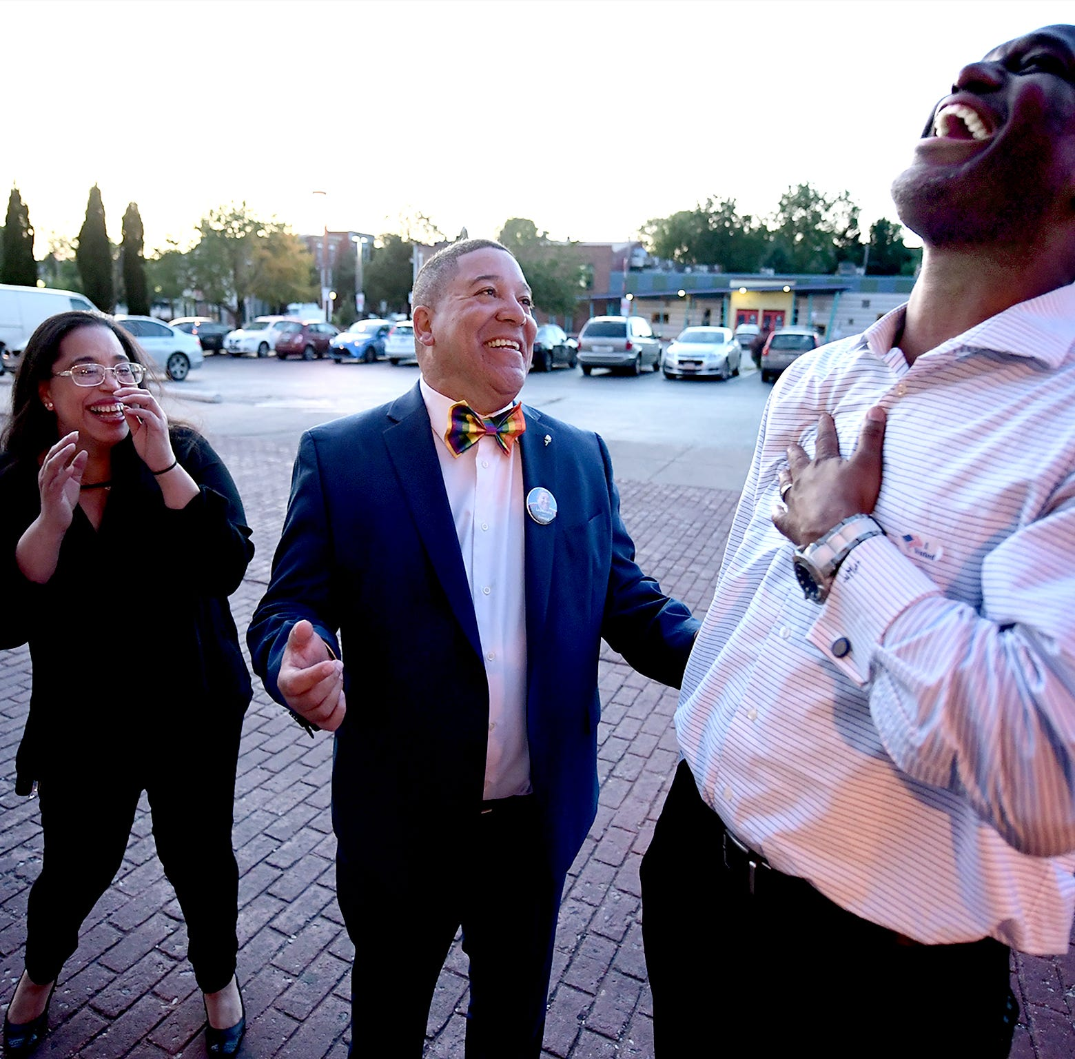 Rivera set to be York's first gay, Latino councilman after primary win