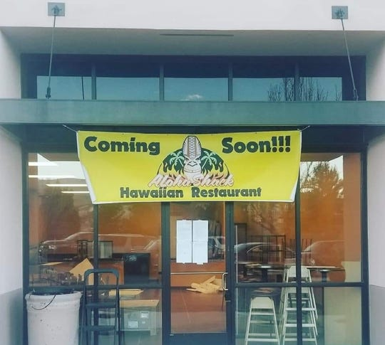 Aloha Shack, from the food truck of the same name, is coming to the Red Rock area north of Reno.