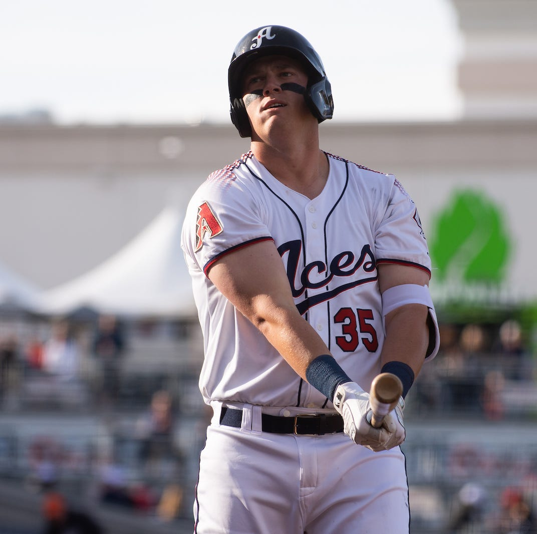 The Reno Aces scored 25 runs -- and that's not even the best part