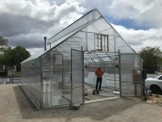 The upcoming Rattlesnake Club in Old Southwest Reno is the only restaurant in the city with a large greenhouse on site.