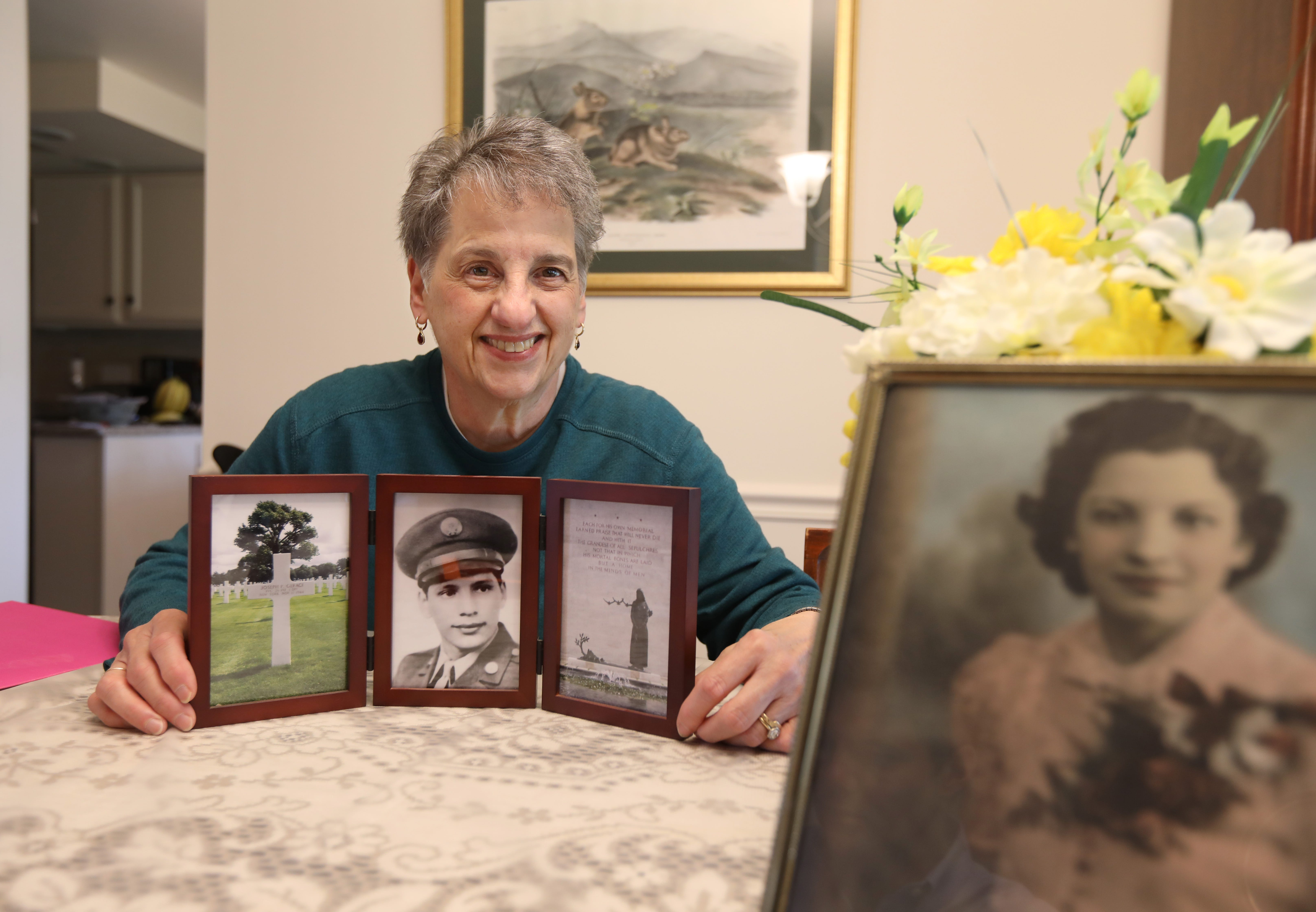 Pittsford Woman Never Forgot Her Uncle Joe