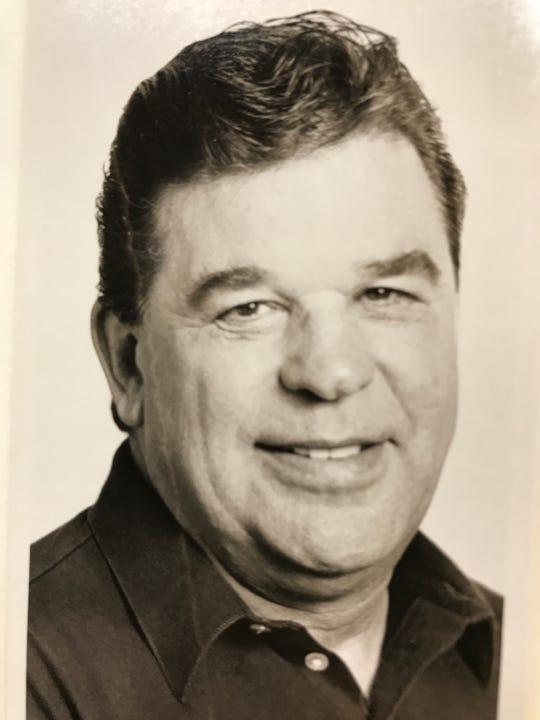 John Cleckner in 1992