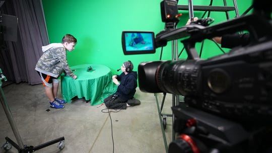 CCTV summer camps offer video production basics, animation and more.