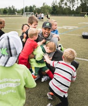 University of Oregon Hall of Famer Jordan Kent offers summer camps for children ages 6-12 in Salem.
