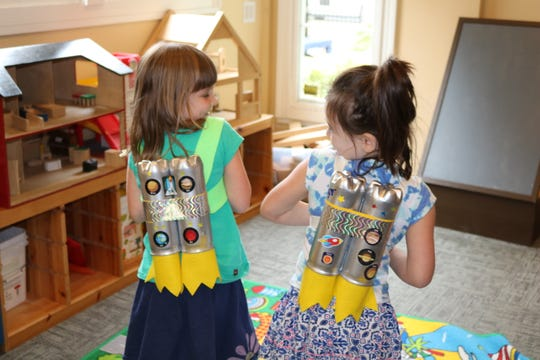 The Gilbert House Children's Museum is offering a variety of preschool camps throughout the summer.