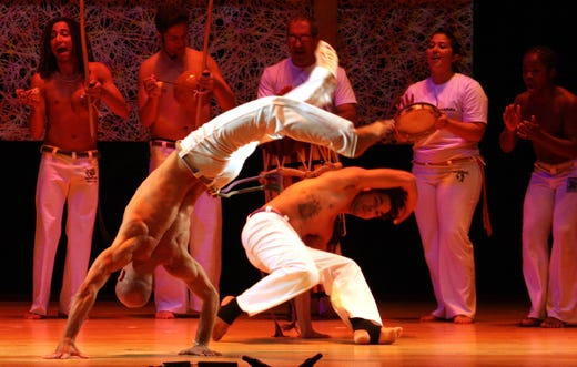 Capoeira Luanda will be performing at the 2019 National Folk Festival in Salisbury, Md.