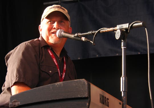 Jeff Little will be performing at the 2019 National Folk Festival in Salisbury, Md.