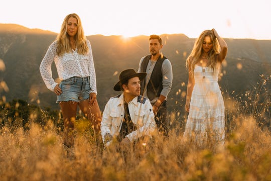 Gone West featuring Colbie Caillat will be performing this upcoming season at the Weill Center in downtown Sheboygan.